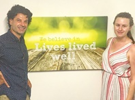 Lives lived well program