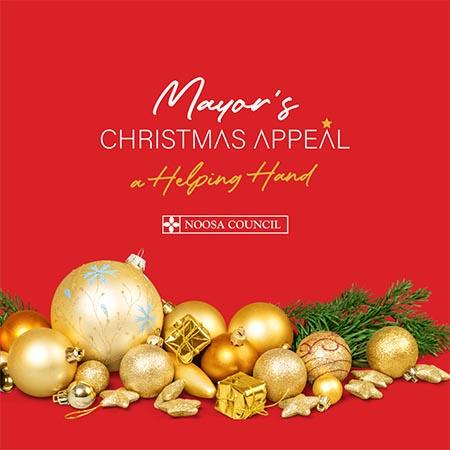 Graphic for Mayor's Christmas Appeal