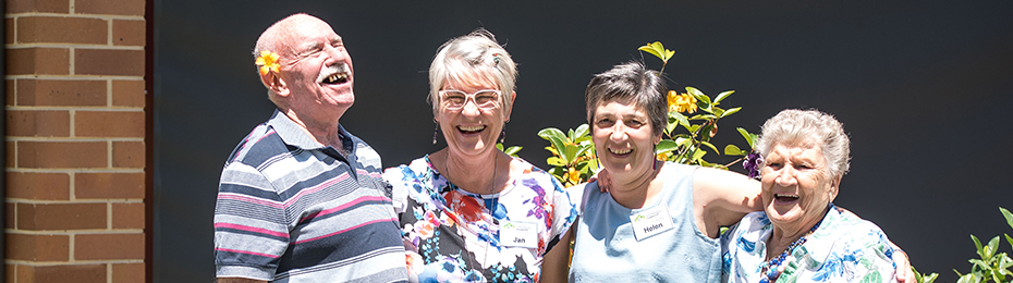 seniors, ageing well noosa