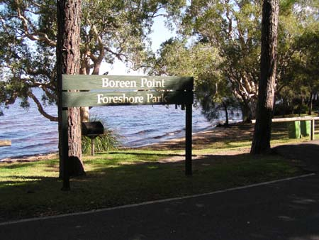 Boreen Point Foreshore Park