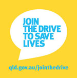 Join the drive logo