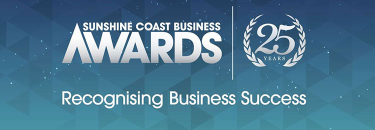 Sunshine coast business awards banner
