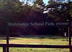 Wahpunga Park, Dr Pages Road, Kin Kin